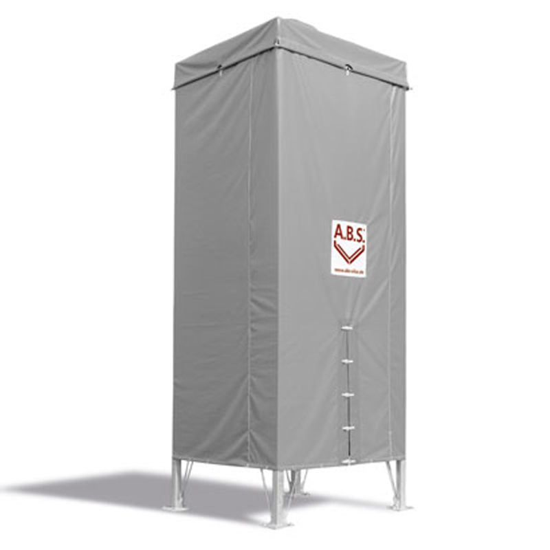flexilo aussen a b s flexible silos f r pellets und sch ttgut. Black Bedroom Furniture Sets. Home Design Ideas