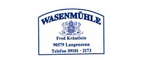 WASENMÜHLE
