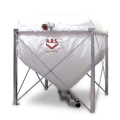 Tried and tested pellet silos from A.B.S. – always the best solution