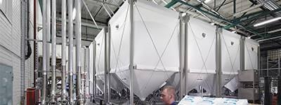Flex-Silos: Maßgeschneiderte Lagersysteme