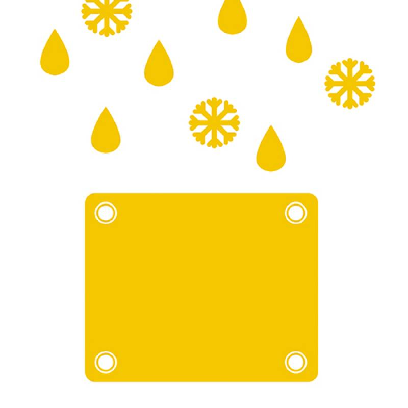 Wetterschutzplanen
