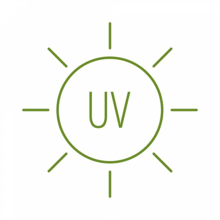 UV-beständiges Silo