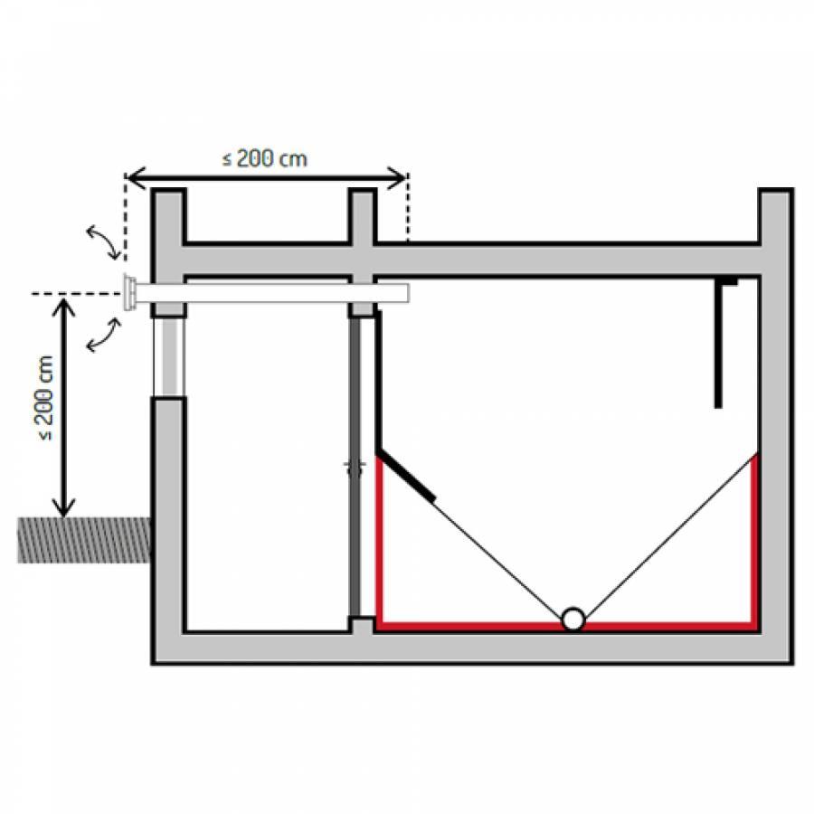 Planungshilfe für Holzpelletsilos von A.B.S.